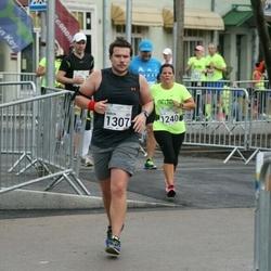 SEB Tallinna Maraton - Aaron Everitt (1307)