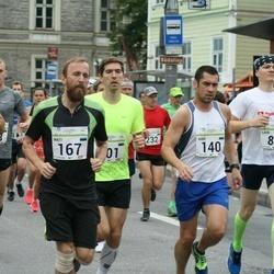 SEB Tallinna Maraton - Aare Kutsar (140), Mati Lohu (167)