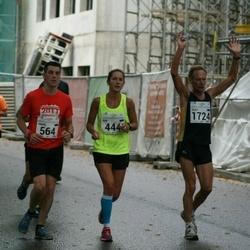SEB Tallinna Maraton - Riin Buddell (444), Andre Petraudze (564), Olav Liivak (1724)