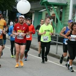 SEB Tallinna Maraton - Risto Asusaar (808), Alar Siemann (1946), Aare Huik (2050)