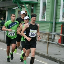 SEB Tallinna Maraton - Lauri Räbin (219), Artemii Semenov (260)