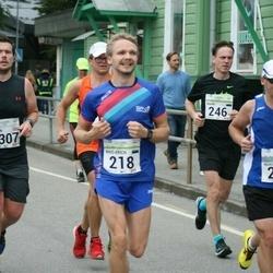 SEB Tallinna Maraton - Rivo-Erich Rõigas (218), Aaron Everitt (1307)