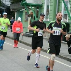 SEB Tallinna Maraton - Mati Lohu (167), Aarne Vasarik (556)