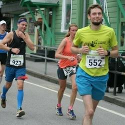SEB Tallinna Maraton - Aleksey Makov (552), Indrek Gutmann (923)