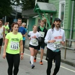 SEB Tallinna Maraton - Björn Lapakko (257), Katariina Linde (1324)