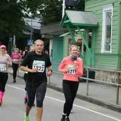 SEB Tallinna Maraton - Anneli Teelahk (1211)