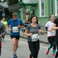 SEB Tallinna Maraton - Anna-Liisa Pärnalaas (2302)