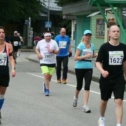 SEB Tallinna Maraton - Irina Konstantinova (2957), Arne Sylvest (3907)