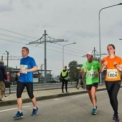SEB Tallinna Maraton - Bruno Münter (1105), Mari Tarto (1804)