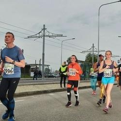 SEB Tallinna Maraton - Anna Redikson (2963), Svetlana Savvateeva (3159)