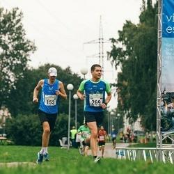 SEB Tallinna Maraton - Artur Rauk (152), Dirk Stelzner (269)