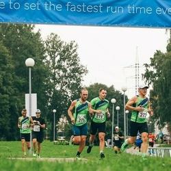 SEB Tallinna Maraton - Lauri Räbin (219), Karre Lauring (273), Björn Puna (275)