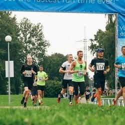 SEB Tallinna Maraton - Marek Kõiv (114), Jano Järvelaid (186), Anatoliy Andreev (266)