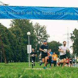 SEB Tallinna Maraton - Aleksejs Kolpakovs (153), Oleg Ignatjev (208)
