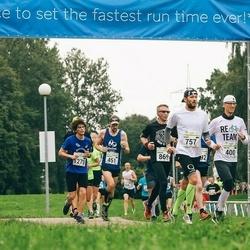 SEB Tallinna Maraton - Arlyn Mitt (400), Laurits Puust (451), Egert Paat (757)