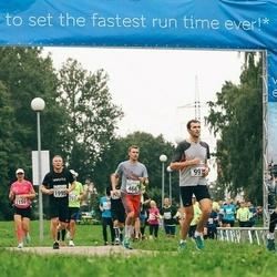 SEB Tallinna Maraton - Mirek Paloson (466), Cris Koppel (520), Aivar Taro (991)