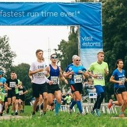 SEB Tallinna Maraton - Anni Niidumaa (468), Ako Russak (1322), Maksim Makarov (3076)