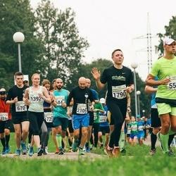 SEB Tallinna Maraton - Priit Soom (553), Elisa Pääkkönen (1392), Alexander Kashanskiy (1790)
