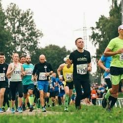 SEB Tallinna Maraton - Priit Soom (553), Alexander Kashanskiy (1790)