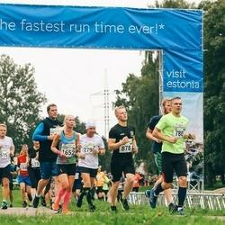 SEB Tallinna Maraton - Andi Aavik (780), Kaarel Saar (878)