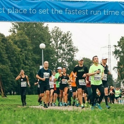 SEB Tallinna Maraton - Aleksei Antyshev (2393), Mattias Saks (3226)