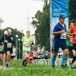 SEB Tallinna Maraton - Arvo Turba (1833), Bisal Rai (2401)