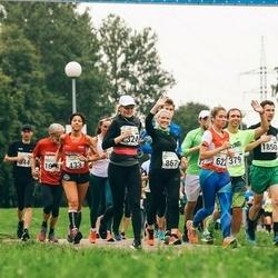 SEB Tallinna Maraton - Madis Välja (379), Ave Annuk (867)