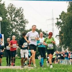 SEB Tallinna Maraton - Aleksei Ronkel (2349), Mart Arro (3055), Ave Orgulas (3818)