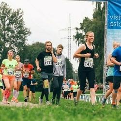 SEB Tallinna Maraton - Mati Teinberg (1272), Amelia Katie Beaver (1474)