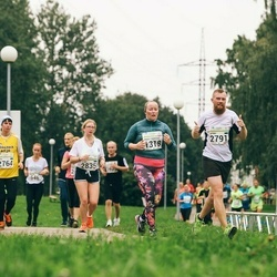 SEB Tallinna Maraton - Endre Varik (1319), Henri Kiivit (2791)