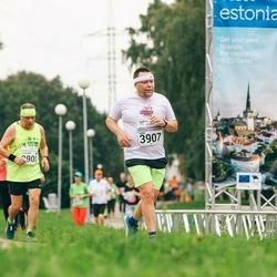 SEB Tallinna Maraton - Arne Sylvest (3907)
