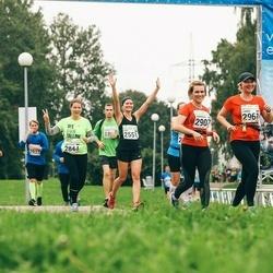 SEB Tallinna Maraton - Mari Põld (2551), Anastassia Turkina (2844), Jekaterina Dmitrijeva (2907), Ljubov Šarabanova (2961)