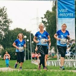 SEB Tallinna Maraton - Sylke Albrecht (1288), Martina Meints (1291), Agnes Voges (1292)