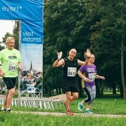SEB Tallinna Maraton - Arto Suninen (2591), Carl Zarfas (2610)
