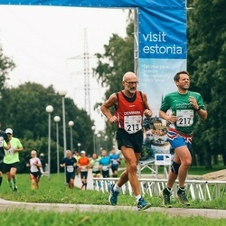 SEB Tallinna Maraton - Per Andreassen (213), Chris Derrick (217)