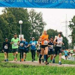 SEB Tallinna Maraton - Vahur Kurig (302), Martin Klerby Blomqvist (407), Katriin Ivanov (458), Ari Kilpinen (633), Sven Hertelt (843), Kaarel Tõruvere (883)