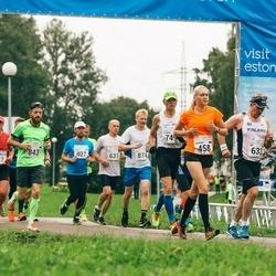SEB Tallinna Maraton - Vahur Kurig (302), Martin Klerby Blomqvist (407), Katriin Ivanov (458), Ari Kilpinen (633), Sven Hertelt (843), Risto Ahtijainen (874)