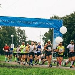 SEB Tallinna Maraton - Heikki Räsänen (349), Tarmo Välba (419), Aarne Nõmberg (550), Karmen Lepp (906), Peeter Kenkmann (1718)