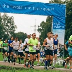 SEB Tallinna Maraton - Heikki Räsänen (349), Tarmo Välba (419), Aarne Nõmberg (550), Lorenzo Franchi (615)