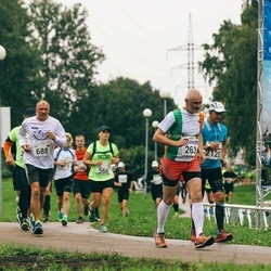 SEB Tallinna Maraton - Brian Pope (263), Liina Buckingham (566), Avo Luik (688)
