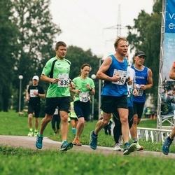 SEB Tallinna Maraton - Andre Petraudze (564), Peeter Oranen (836)