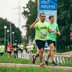 SEB Tallinna Maraton - Andre Tammik (460), Horst Flinte (898), Brian Sepp (1758)