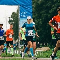 SEB Tallinna Maraton - Carl Ülejõe (918), Ülo Urb (1278), Kristi Kõll (1562), Andres Kiisler (1694)