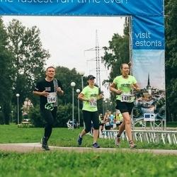 SEB Tallinna Maraton - Caisa-Merili Mõik (1106), Nataliia Ugarova (1486), Olle Rõuk (1641)