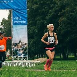 SEB Tallinna Maraton - Arkadii Rozhdestvenskii (1087), Elina Wallin-Mattila (1449)