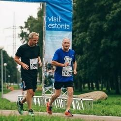 SEB Tallinna Maraton - Ago Sampka (1800), Jevgeni Hafizov (1808)