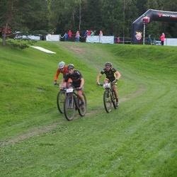 20. Tallinna Rattamaraton - Kaupo Kattai (14), Ivar Vaab (16)