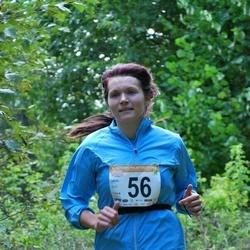 6. Kütioru jooks - Veronika Kadastik (56)