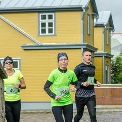 Ultima Thule maraton - Aivi Laurik (40), Peedu Perner (43), Kairit Lindmäe (196)