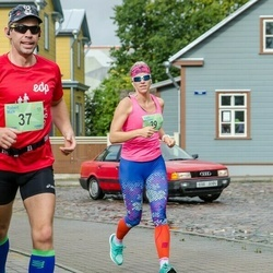 Ultima Thule maraton - Robert Mälk (37), Evelin Ausmees (39)